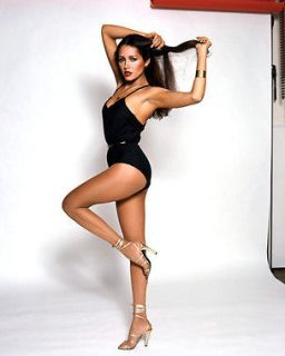 BARBARA CARRERA 24X36 POSTERSTRIKING LEGGY PIN UP HIGH HEELS JAMES