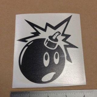 The Hundreds black Vinyl Sticker Decal Skateboard Snapback Shirt Adam