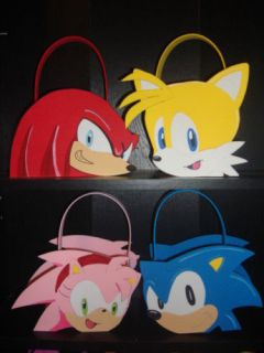 sonic the hedgehog in Holidays, Cards & Party Supply