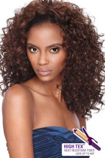 Outre Synthetic Hair Quick Weave Half Wig Taylor