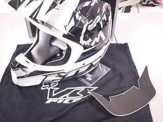 Fox Racing Speed V3 Motocross Helmet Dirt Bike Race Adult Large L MX