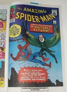 The Amazing Spider Man #7 Reprint in Spider Man Classic #8 from Nov