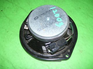 01 Dodge ram INFINITY Sound SPEAKER round Rear 56043856AB