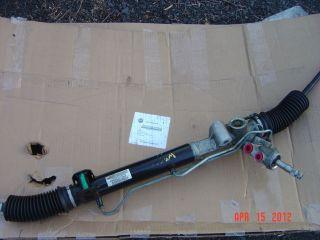 2001 Dodge Caravan Steering Rack P04743177AF (Fits Dodge Caravan