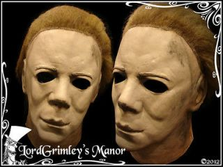 NEW 2012 Officially Licensed Michael Myers Halloween 2 Mask Horror
