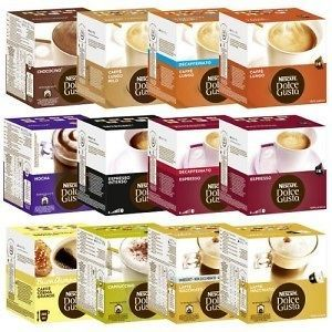 Nescafe Dolce Gusto Capsules You choose