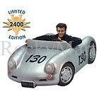 Cookie Jar James Dean 50th Anniversary Porsche Limited