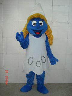 smurfs dress up