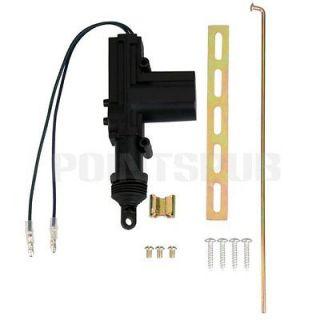 Universal Heavy Duty Power Door Lock Actuator Motor 2 Wire 12V
