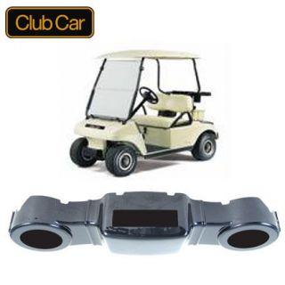 Club Car DS Golf Cart Carbon Fiber Radio Console 2000 up DS Models