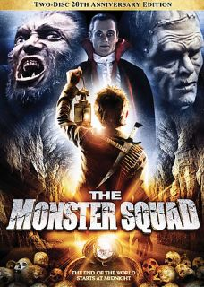 The Monster Squad (DVD, 2007, 2 Disc Set, 20th Anniversary Edition