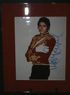 michael jackson autograph in Entertainment Memorabilia