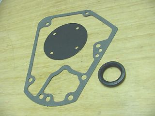 MOTOR FL FX CAM COVER & POINT COVER GASKET AND OIL SEAL 1984 92
