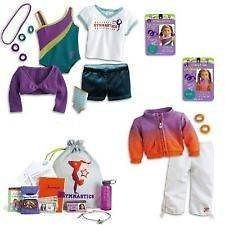 American Girl McKenna Starter Set New In Boxes McKENNA DOLL NOT