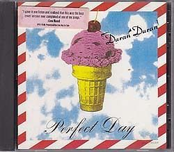 Duran Duran Perfect Day RARE promo CD single 95