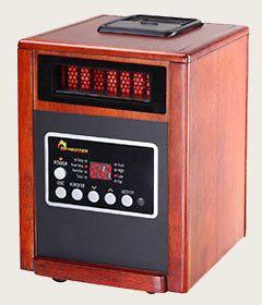 Dr. Heater Infrared Elite Quartz Series Model DR998 Portable Zone Dual