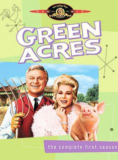 Green Acres   The Complete First Season (DVD, 2009, 2 Disc Set)