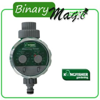 Electronic Water Timer Automatic Garden Plant Watering