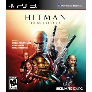 Hitman HD Trilogy (Sony Playstation 3, 2013)