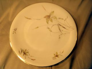 Lovely Vintage EDELSTEIN BAVARIA China Dinner Plates AURORA PATTERN