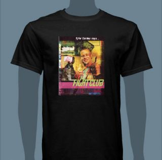 Fight Club Tyler Says T shirt Brad Pitt Edward Norton