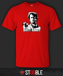 Dirty Clint Eastwood T Shirt   New   Direct from Manufacturer
