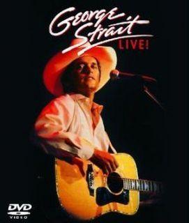 GEORGE STRAIT**LIVE** DVD