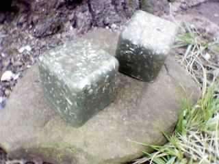 Earth Orgone Energy Cube Potent Harmonizer HHG/TB Energy Shield