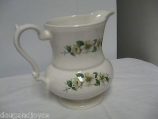 Older Lord Nelson Pottery England marked Long Spout Pitcher #2 75