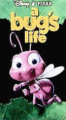 bugs life in VHS Tapes