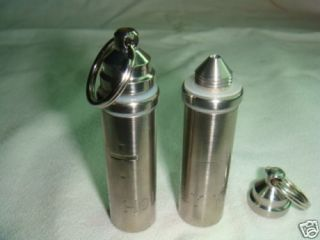 Holy Water Bottle New Custom Made Stainless Steel