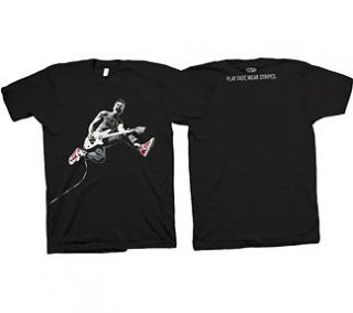 Van Halen Jumping Eddie Mens Slim Fit T Shirt XX Large