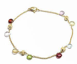 Marco Bicego  Paradise  Yellow Gold Bracelet BB1311 MIX01