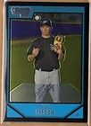 2007 Bowman Chrome JESSE LITSCH Blue Jays rookie..FREE SHIPPING