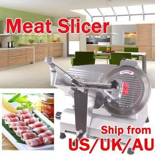 SEMI AUTOMATIC 12 BLADE DURABLE BE HIGHLY PRAISED MEAT SLICER 270W a5
