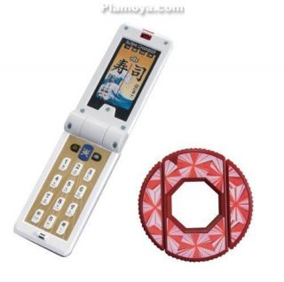 BANDAI POWER RANGERS SAMURAI SHINKENGER CHANGER MORPHER PHONE
