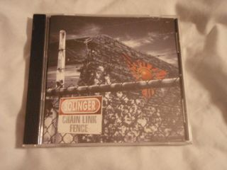 SOLINGER   CHAIN LINK FENCE   RARE CD   SKID ROW