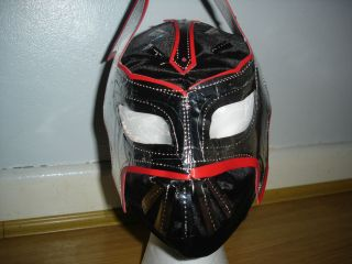 WWE SIN CARA CHILD REPLICA LYCRA MASK FANCY DRESS COSTUME UP OUTFIT