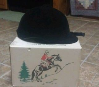 Newly listed Black Lexington Equestrian Helmet Low Profile Hunt Cap 6