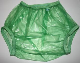 Euroflex Adult Baby Plastic Pull on Pants PVC incontinence   rubber