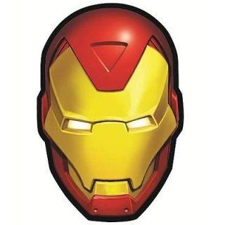 Iron Man Helmet   Marvel 4 Refrigerator Magnet