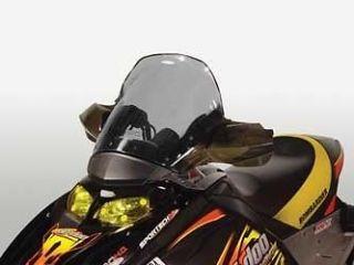 Cobra High 15 Smoke Windshield Ski Doo MXZ (All) 05 09