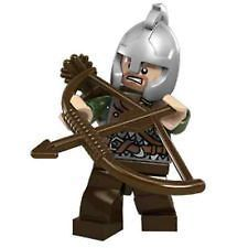 LEGO Lord of the Rings 9471 ROHAN SOLDIER BOWMAN Minifigure Mint LOOSE