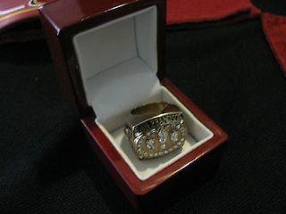 1988 kaepernick San Francisco 49ers Montana Champions Ring SUPER Bowl
