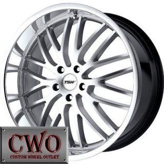 17 Tsw Snetterton Wheels Rim 5x112 5 Lug VW Passat Audi A4 A6 Mercedes