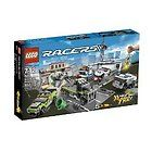 LEGO RACERS 8154 BRICK STREET CUSTOMS RACE CARS SET NR