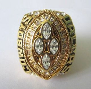 1993 DALLAS COWBOYS Super Bowl Ring Championship Ring Football NFL