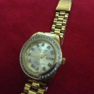 oleg cassini watches in Jewelry & Watches