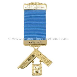 Newly listed High Quality Craft Past Masters Breast Jewel personalised