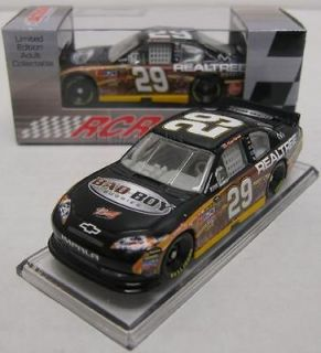 2011 KEVIN HARVICK #29 BAD BOY BUGGIE/REALTRE E 1/64 IN STOCK